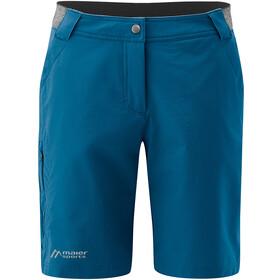 Maier Sports Norit Bermuda Shorts Women blue sapphire